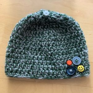 Other - Green handmade toque